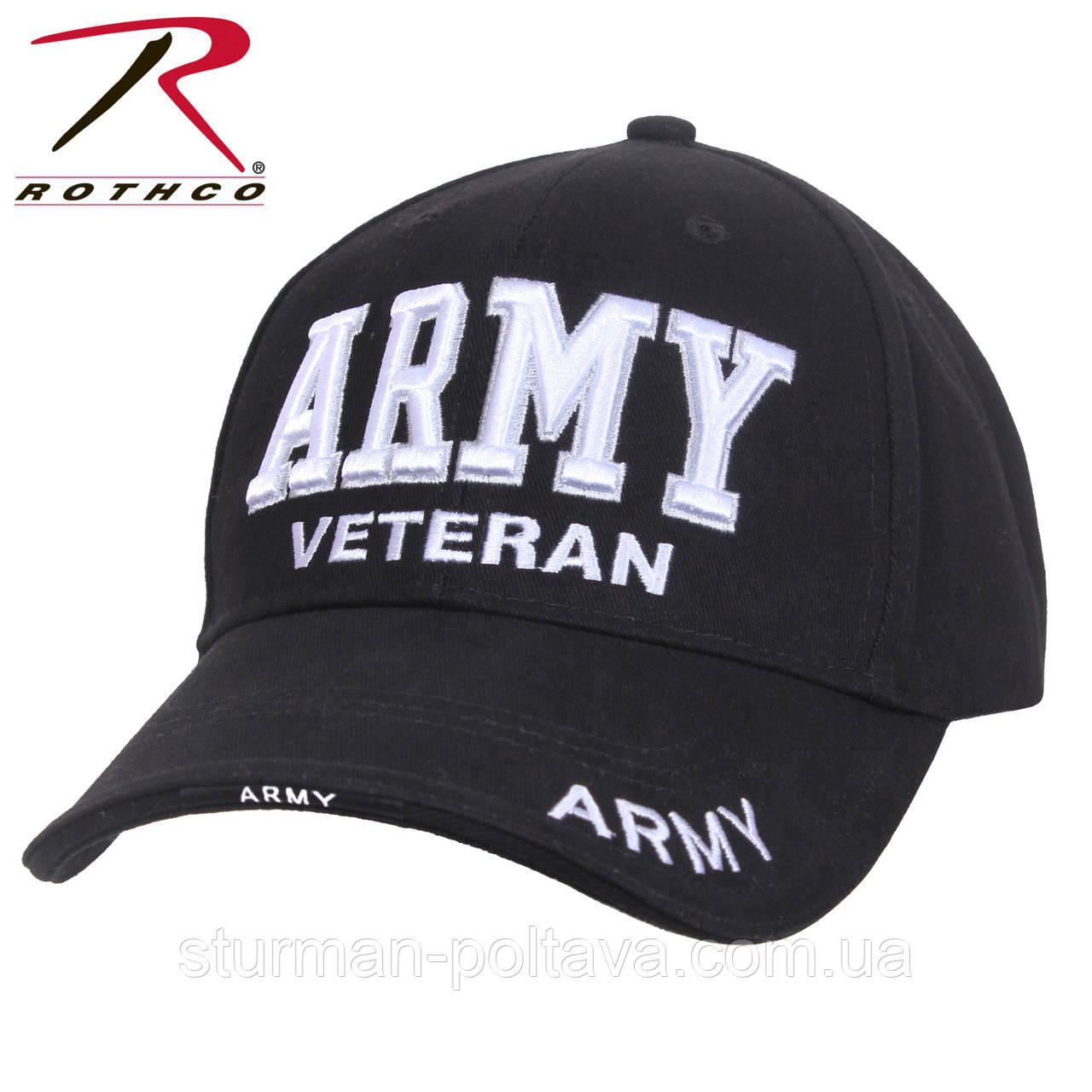 Бейсболка Rotcho  «Army Veteran» USA