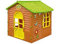 Детский большой игровой домик Mochtoys