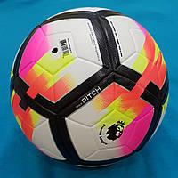 Мяч футбольный Nike Pitch Premier League 2017 (бело-черный 2)