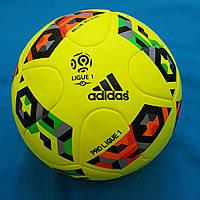 Мяч футбольный Adidas Pro Ligue 1 (желтый)