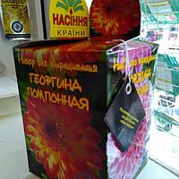 """Набор для выращивания """"Георгина помпонная"""""""