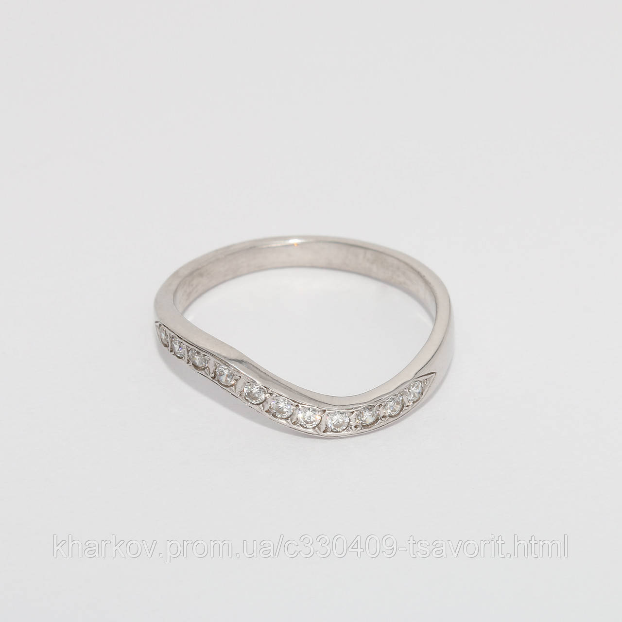 Серебряное кольцо 170КЮ