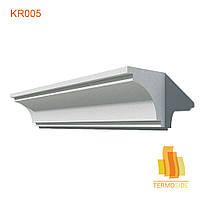 КАРНИЗ KR005, размеры: 130 x 120 (170) мм