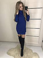 Женское платье зима-осень Kristi  , элекрик !, фото 1