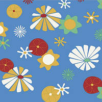 Детский линолеум Leoline Smart Bingo Flower 50