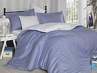 Комплект постельного белья сатин тм Hobby евро размер Damask