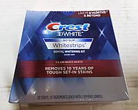 Crest 3D White отбеливающие полоски для зубов Luxe Whitestrips Glamorous White (28 шт) USA