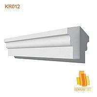 КАРНИЗ KR012, размеры: 115 x 60 (110) мм