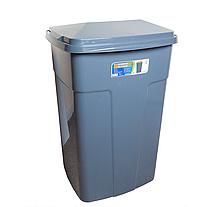 Бак для мусора 90 литров контейнер емкость от 2 шт. 100, фото 3