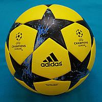 Мяч футбольный Adidas UEFA Champions League (желтый)