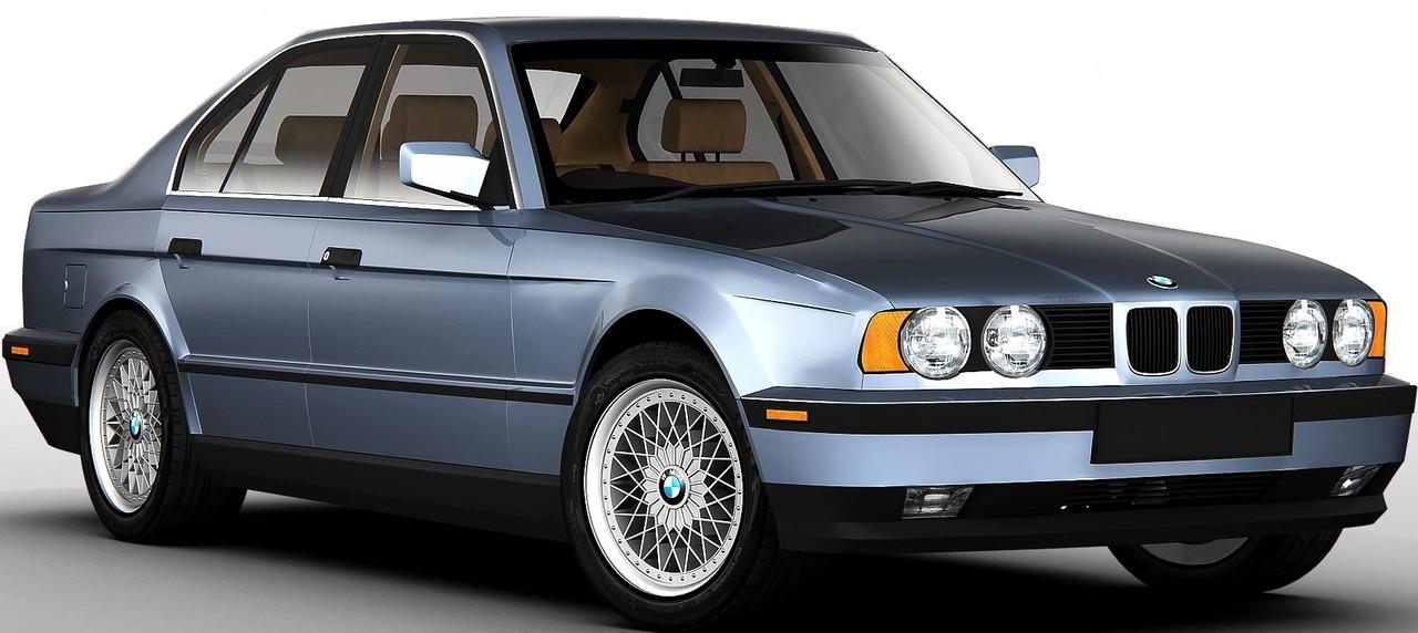 Лобовое стекло BMW 5 E34 1988-1995