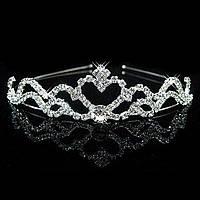 Диадема, корона, украшение на голову для девочки