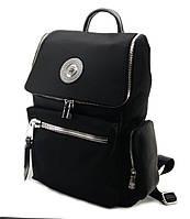 S-8820 Versace Рюкзак черный тканевый