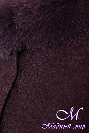 """Стильное и теплое зимнее пальто (р. S, М, L) арт. Сплит """"3821"""" - 19747, фото 2"""