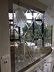 Зеркальная плитка с фацетом, фото 2