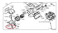 Nissan Leaf Привод воздухозборника