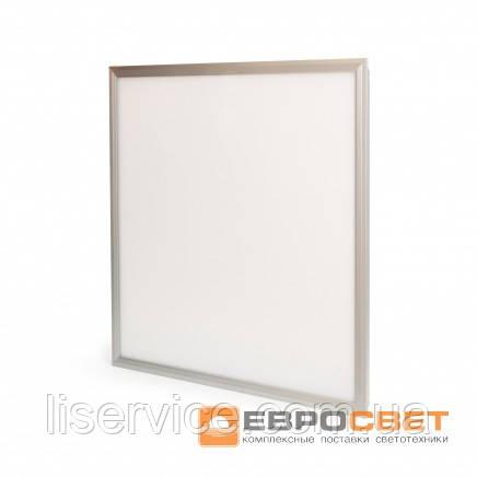 Потолочная светодиодная панель Евросвет LED-SH-600-20 4000К OPAL 36вт
