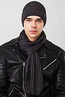 Комплект шапка и шарф для мужчин Camelot Mr Flip