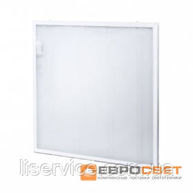 Потолочный светодиодный светильник Евросвет LED-SH-595-20 prismatic 36Вт 4000К