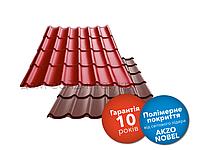 Металлочерепица RANTECH M 3943 PM polyester matt
