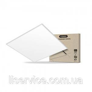 Потолочная светодиодная панель VIDEX 40W 4100K 220V OPAL, фото 2