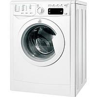 Стирально-сушильная машина автоматическая Indesit IWDE 7105 B (EU)