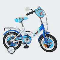 Детский Велосипед 2-х колесный Летачки 12