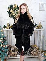 Норковая женская шуба новая коллекция 42 44 размера