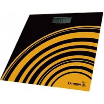 Весы напольные электронные на стеклянной платформе «Интерференс» Момерт (Momert 5848-7), до 180 кг, Венгрия