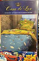 Детский постельный комплект Casa De Lux(100 % хлопок)