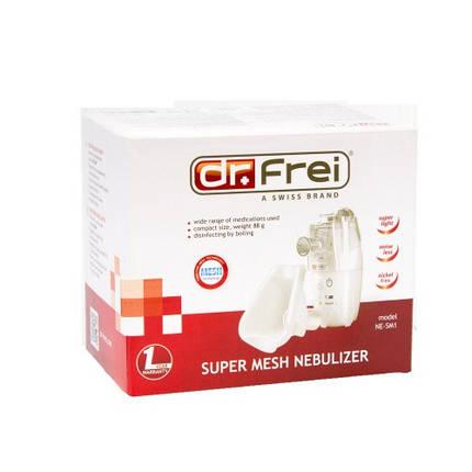 Ингалятор ультразвуковой Dr.Frei NE-SM1, Швейцария, фото 2