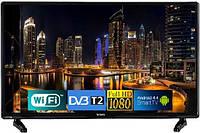 Телевизор бравис Bravis LED-22F1000 Smart+T2 black