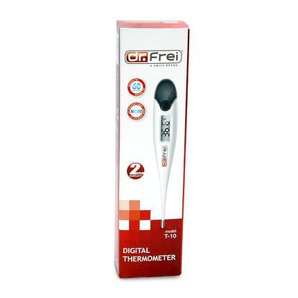 Термометр електронний Dr.Frei T-10, Швейцарія, фото 2