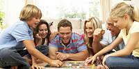 Настольные игры - приятное времяпровождение в кругу семьи!