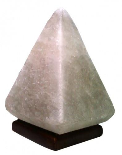 """Светильник соляной Пирамида малая 3 кг, SW-1151, ТМ """"Соляна"""""""