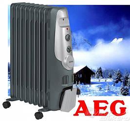 Масляный радиатор 5521 AEG 9секций