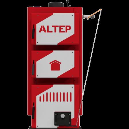 Твердопаливний котел Альтеп Classic 20 кВт.
