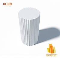 КОЛОННА KL009, размеры: 600 x 600 мм