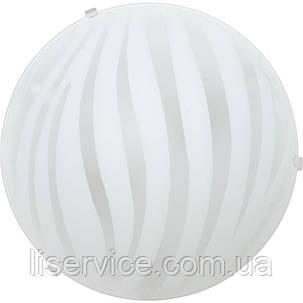 10060 Зебра НББ 1х100 Вт,Е27 d=250, белый, фото 2