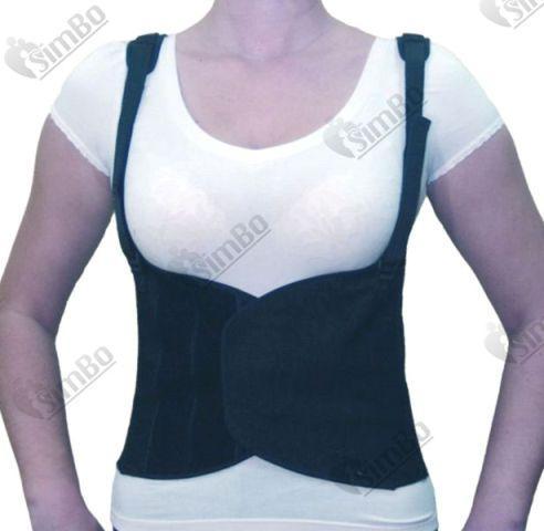 Ортез на грудной и пояснично-крестцовый отделы позвоночника эластичный (Пояс корсетный) ОХ.17 - ОХ.17