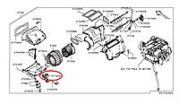 Nissan Leaf Модуль управління