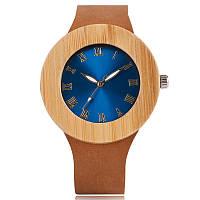 Элегантные наручные часы из дерева Wooden Elegant