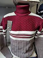 Мужской свитер 50 шерсть/50 акрил Турция
