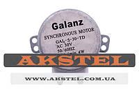 Двигатель поддона для микроволновой печи GAL-5-30-TD