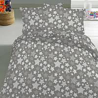 Комплект постельного белья двухспальный, бязь ранфорс, 100% хлопок