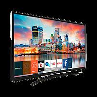 Телевизор Hitachi 55HK5W64 (BPI 1200Гц, Ultra HD 4K, Smart, Dolby Digital Plus 2x10Вт, DVB-C/T2/S2)