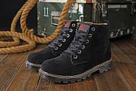 Мужские зимние ботинки Adidas Ransom Original Boot Black