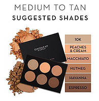 Корректор для лица Anastasia Beverly Hills contour kit - medium to ten