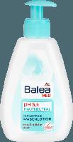 Жидкое мыло для чувствительной кожи с дозатором Balea MED Med Seifenfreie Waschlotion PH 5.5