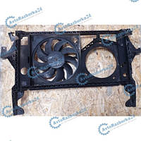 Диффузор радиатора c вентилятором для Renault Master  2003 - 2010